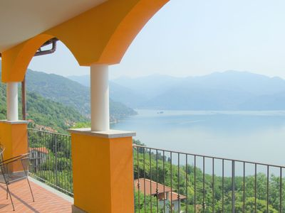 Photo for Residential complex with panoramic views and pool