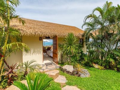 Photo for Livia Luxurious Cottage, Sea View, Walkable to the Beach