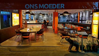 Photo for Ons Moeder Restaurant & Guesthouse - 4 (50 meters to the beach)