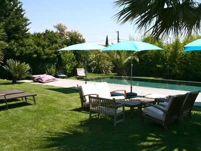 Photo for Luxury property in the heart of Provence, close to beaches