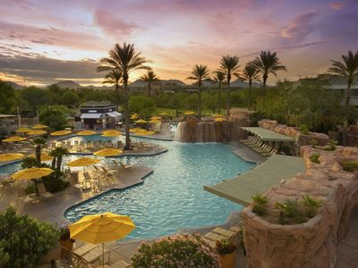 Photo for Luxury Marriott Canyon Villas Ultimate Resort at J.W. Marriott, Best Rate!