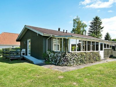 Photo for Lovely Holiday Home in Juelsminde with Garden