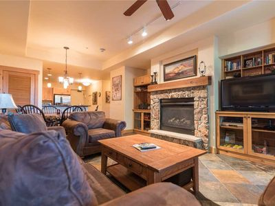 Photo for AL4109 Mountainside Treat, Private Patio for your Summer getaway! A/C!