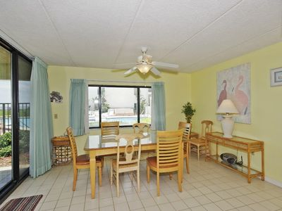 Photo for 3BR Oceanfront Condo on Ground Floor!