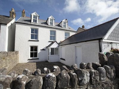 Photo for If you're looking for a coastal bolthole for a celebration - Carreg Lwyd Farmhouse is the one! Jus