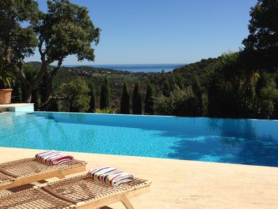 Photo for 4BR Villa Vacation Rental in Grimaud, Provence-Alpes-Côte-D'Azur