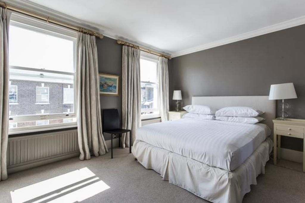 London Home 679, Rent Your Dream Holiday Home in One of London's most Prestigious Areas - Studio Villa, Sleeps 6