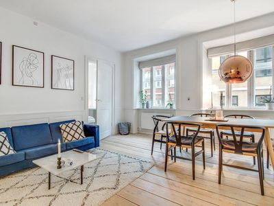 Photo for 105 sqm of luxury in the most central Copenhagen