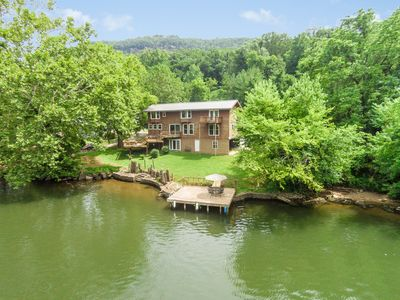 Photo for TN River Getaway 10 minutes to downtown Chattanooga and amazing Gorge views!