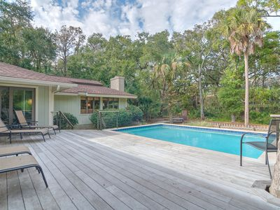 Photo for POOL ACCESS & PET FRIENDLY! Across the Street From the Beach!