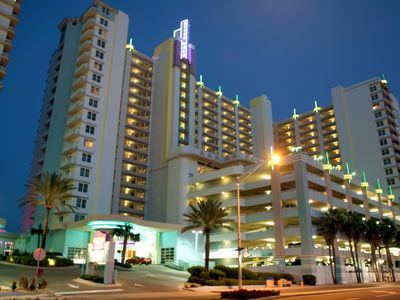 Photo for Wyndham Ocean Walk Daytona, 3 Bedroom Deluxe.  Luxury Setting W/Fun In The Sun.