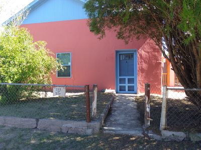 Photo for Cute, Relaxing, Adobe In The Heart Of Marfa.