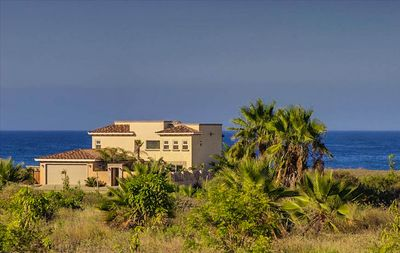 Photo for Best Deal - Ocean Front Todos Santos 5  BR Villa Rent all or part
