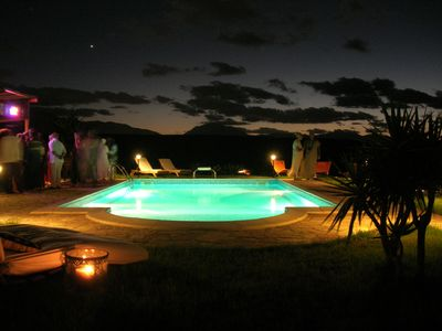 Photo for VILLA B & B WITH POOL NEAR THE SEA (8/12 PEOPLE) for a splendid ... Vacanz