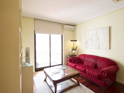 Photo for Charming 2-bedroom apartment for rent in Salamanca (M.Molina 56)