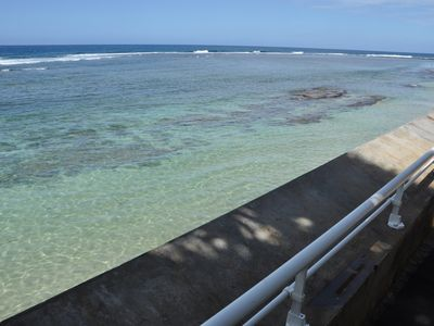 Photo for REVE AUSTRAL T2 C At The Edge Of The Lagoon sea view 180 °