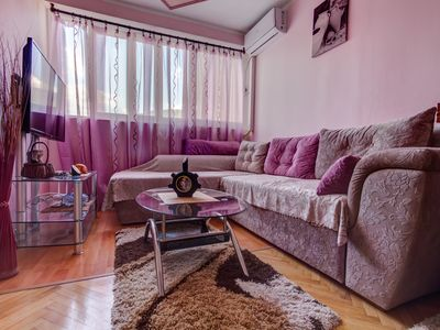 Photo for Two-bedroom Apartment in Tivat Centre