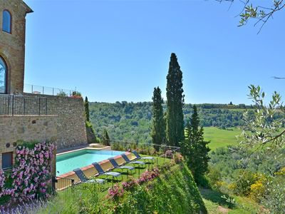 Photo for Villa il Santo, Barberino Val d'Elsa, Florence and Chianti