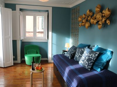 Photo for Bright, modern and fully equipped apartment, full-center, 2 bedrooms