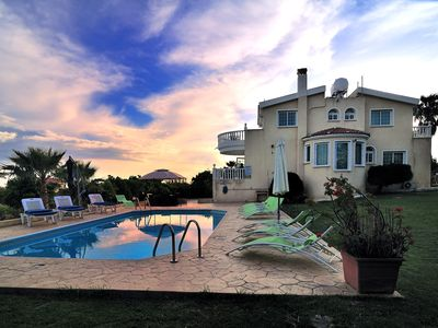 Photo for Villa Kolikas - 4 bedroom - perfect for families - Large open terrace