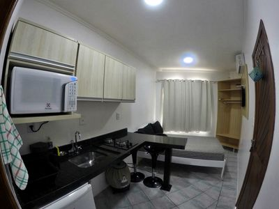 Photo for SUITE / STUDIO - JUST 80 METERS BOMBINHAS BEACH - WIFI - AIR COND. SPLIT