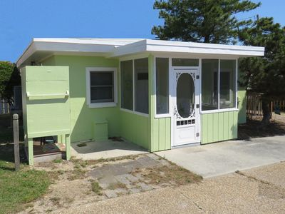 Photo for RIGHT ACROSS from OCEAN/Great Crow's Nest Views/Fenced pet yard