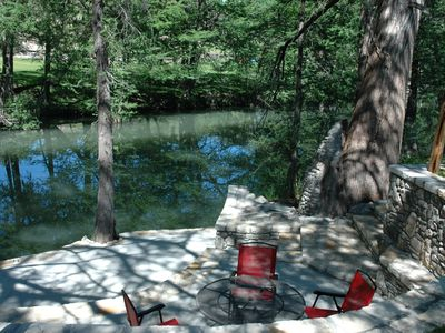 Photo for The Cottage At Axis Hill Farm with Private Riverfront