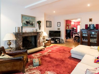 Photo for Colourful and spacious 3 bedroom home in the heart of Notting Hill (Veeve)