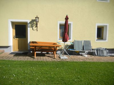 Photo for Apartment-helmet view 70 m2 for up to 4 people - Töldererhof