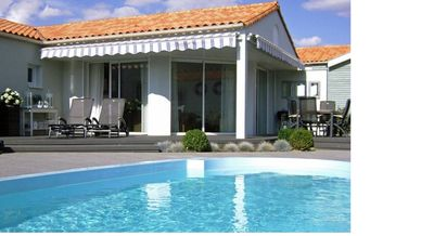 Photo for Cozy Villa Vendee Sables d'Olonne