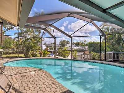 Photo for NEW! Waterfront Marco Island Home w/Dock & Pool!