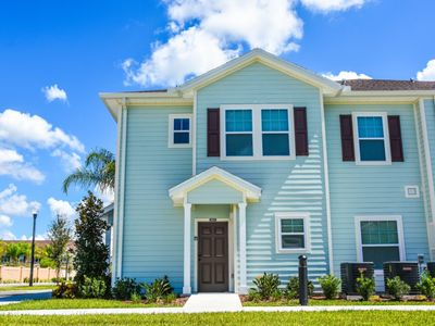 Photo for Disney On Budget - Lucaya Village - Beautiful Spacious 4 Beds 3 Baths Townhome - 3 Miles To Disney