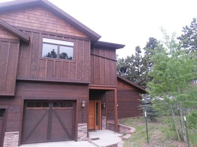 Photo for 3 bedroom condo with easy access to downtown Estes and RMNP
