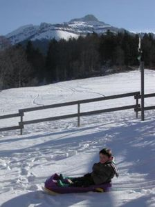 """Photo for Great """"Chalet"""" at the bottom of a ski-track from ski station Villard"""