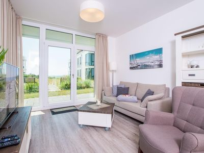 Photo for 2-room apartment with Ostseeblick