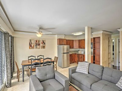 Photo for 3BR Honolulu Apartment - Walk to Beach!