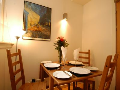 Photo for Old Town Grassmarket lovely central 1 bed apartment