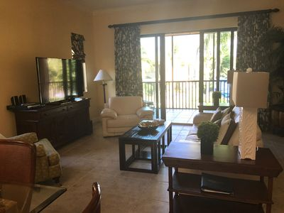 Photo for Vacation Condo  Overlooking Resort Pools Near Downtown Naples