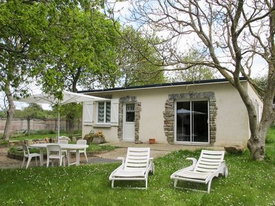 Photo for Vacation home in Locquirec, Finistère - 4 persons, 2 bedrooms
