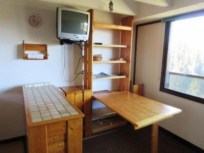 Photo for Apartment Chamrousse, studio flat, 4 persons