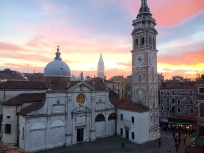 Photo for Charming atmosphere above the rooftops of Venice, 5 minutes from St Mark's Square