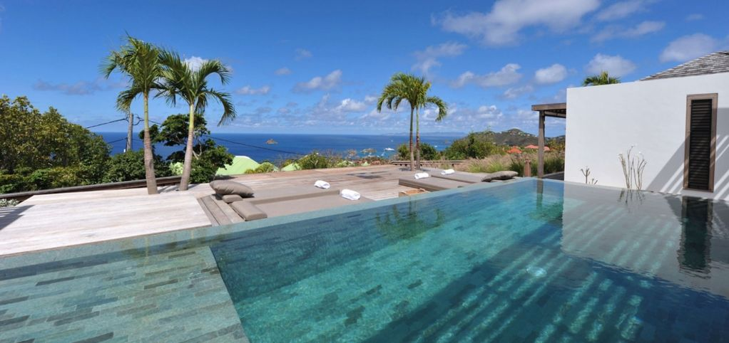 Villa Rock U Ocean View Private Pool Vrbo