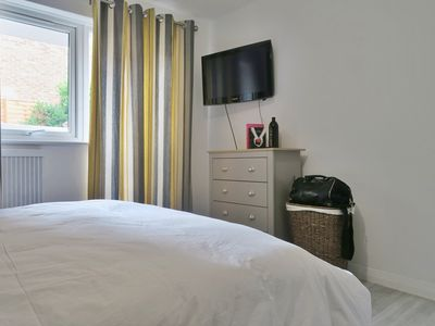 Photo for Cosy 2 bed central flat with private garden