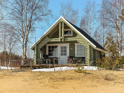 Photo for Vacation home Etelätuuli in Manamansalo - 4 persons, 1 bedrooms