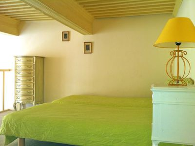 Photo for Private Mansion in Aix in the historical city centre (1 to 4 persons).