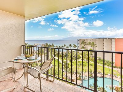 Photo for Great Ocean Views from Private 9th Floor One Bedroom!