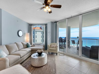 Photo for Fully Booked thru 11/19  - Book NOW for '2020   PENTHOUSE w/Beach Service