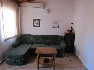 Photo for One bedroom apartment with balcony Tisno (Murter)