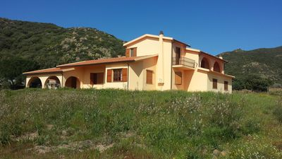 Photo for Large Villa with sea and mountain views for total relaxation in complete freedom
