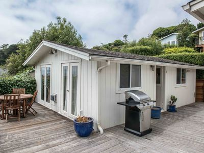 Photo for Adorable Cottage Perched above Stinson Village